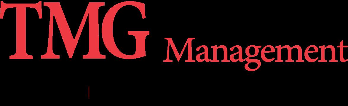 TMG Logo Electrician, PLumber, property management