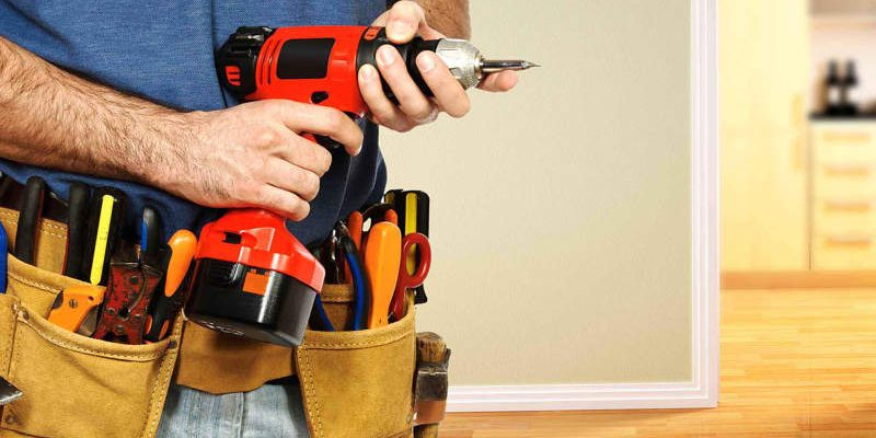 home maintenance jobs and bathroom remodel